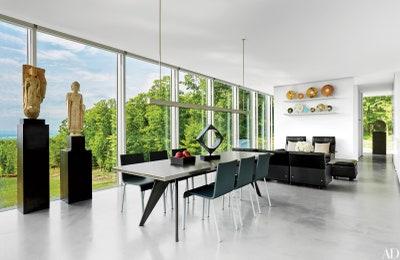 Contemporary Interior Design: 13 Striking and Sleek Rooms .