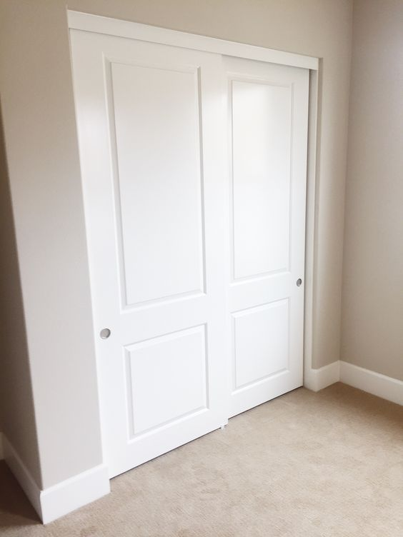 Sliding Closets Bypass & Bi-fold Door Systems I Custom Fit Solutio
