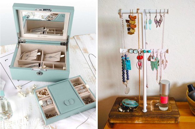 18 Of The Best Jewelry Organizers On Amaz