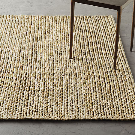 Gobi Braided Natural Jute Rug | C