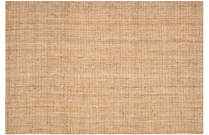 Ashlee Jute Rug, Natural | One Kings La