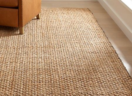Keeler Natural Jute Rug | Crate and Barr