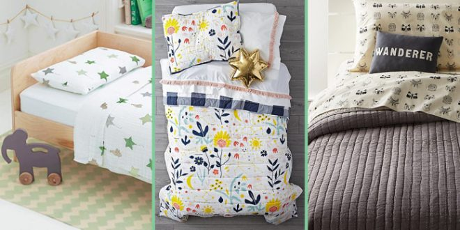 The Best Kids Bedding: Beautiful Sheets, Blankets, Even a Hammock .
