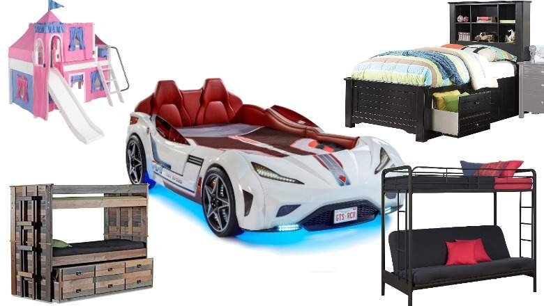 29 Best Kids Beds Your Kids Will Love (2020) | Heavy.c
