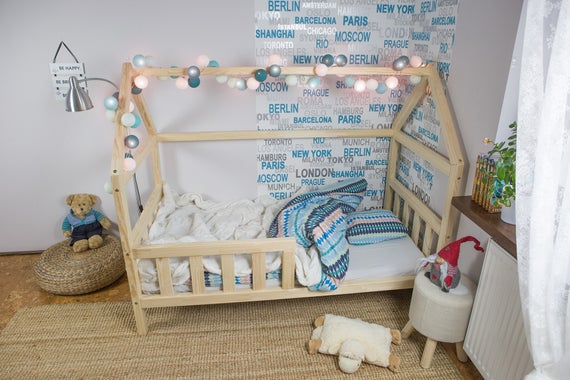 Bed frame kids beds toddler bed childrens beds twin bed | Et