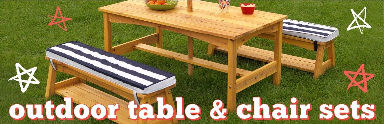 Kids Outdoor Furniture | KidKra