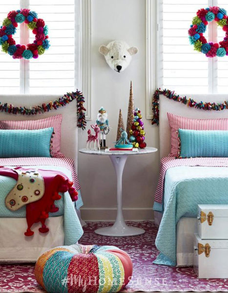 Christmas Decor for Kids Rooms & Babies | Decorating your Kids .
