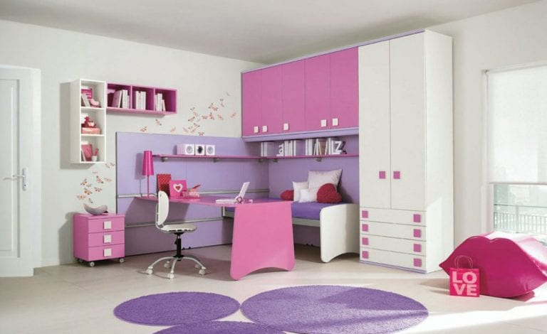 10 Fun and Modern Kids Bedroom Furniture Ide
