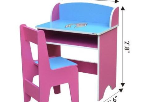 study table and chair for kids of appropriate size | Study table .