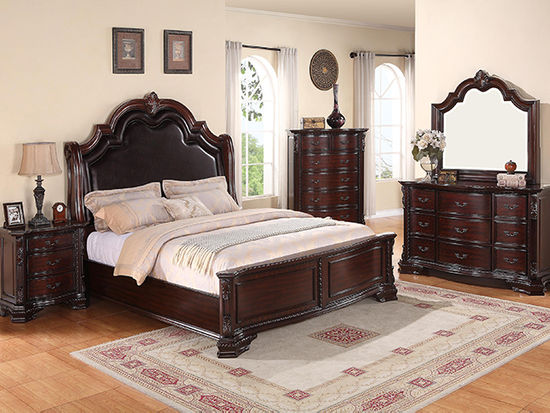 Sheffield King Bedroom Set | The Furniture Ma