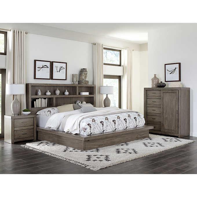 Anoka 4-piece King Bedroom S