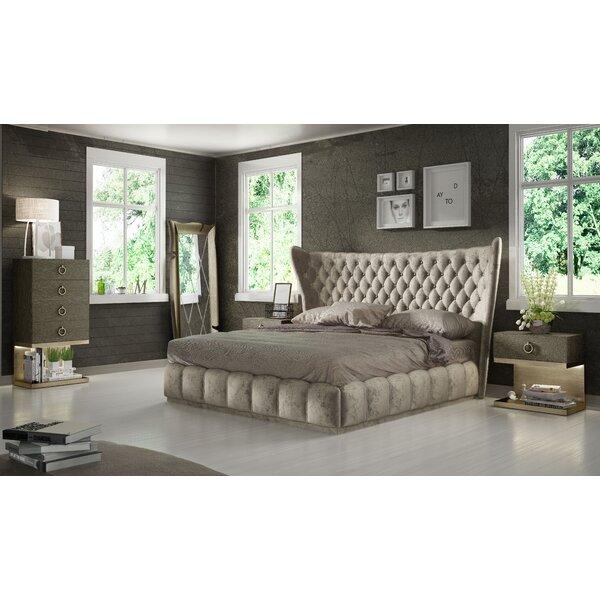 Everly Quinn Jerri King 3 Piece Bedroom Set | Wayfa