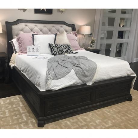 Grand Tufted King Bedroom Set - Lexington,