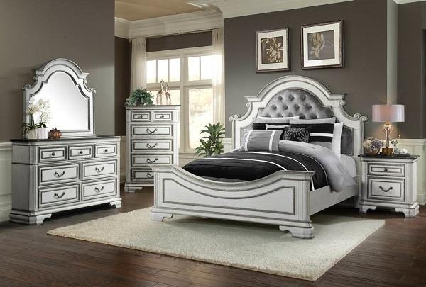 Manor King Bedroom Set – Katy Furnitu