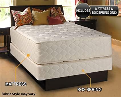 "Amazon.com: Highlight Luxury Firm King Size (76""x80""x14"") Mattress ."