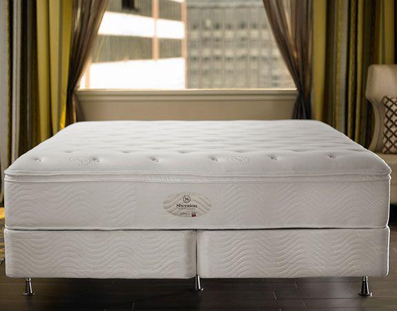 Sheraton Mattress & Box Spring | Bed mattress, Mattress, Hotel .