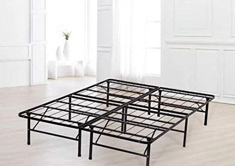 Amazon.com: King Bed Frame Metal Platform Bed Frame King Size 14 .