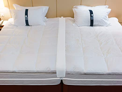 Amazon.com: Twin to King Bed Bridge - Converter Kit for Twin Beds .
