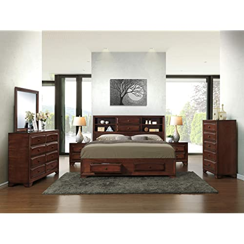 King Size Bedroom Sets Furniture: Amazon.c