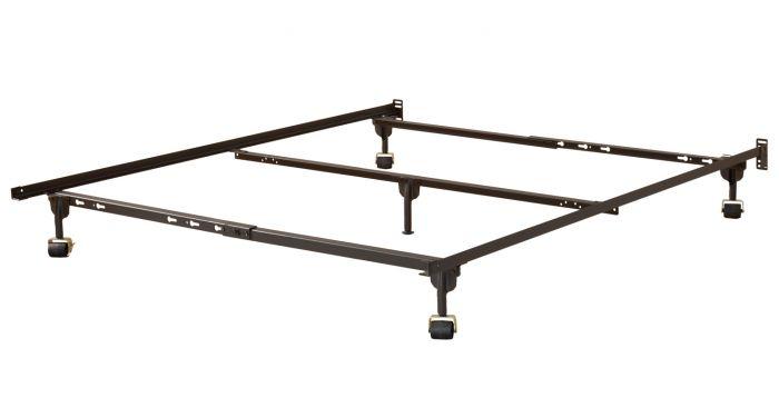 King Size Metal Bed Frame - Owensfurniture.c