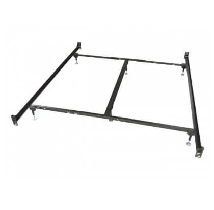 King Size Steel Bed Frame - BB44 - Walmart.com - Walmart.c