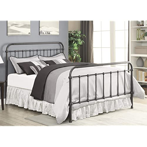 King Size Iron Beds: Amazon.c