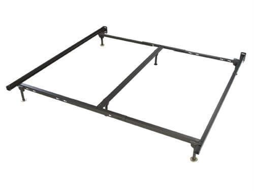 Albion King Metal Bed Frame | Fram