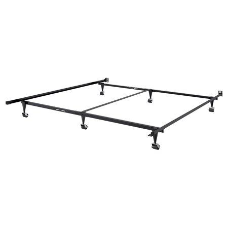Adjustable Queen or King Metal Bed Frame - Walmart.com - Walmart.c