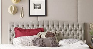 King Size Tufted Headboard: Amazon.c