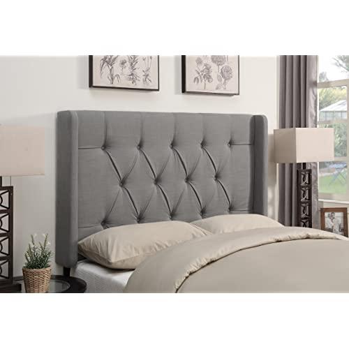 King Upholstered Headboard: Amazon.c