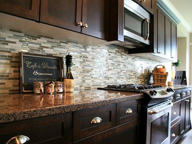 40 Extravagant Kitchen Backsplash Ideas for a Luxury Look | Home .