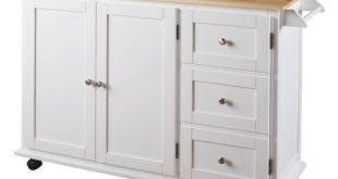 Withurst Kitchen Cart White - Signature Design By Ashley : Targ