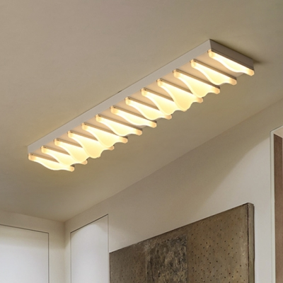Pathway Bedroom Kitchen LED Ceiling Light 18W-50W LED Warm White .