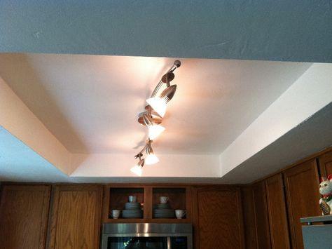 Kitchen Ceiling Lighting | Kitchen ceiling lights, Kitchen .