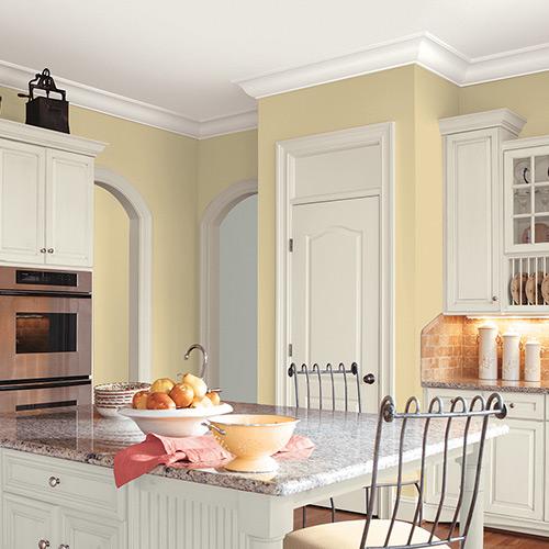 3 Rustic Kitchen Colors - Paint Colors - Interior & Exterior Paint .