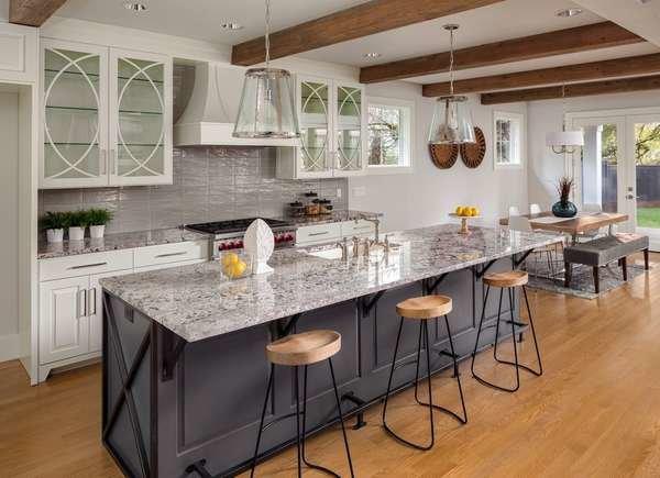 Kitchen Countertop Ideas - 10 Popular Options Today - Bob Vi