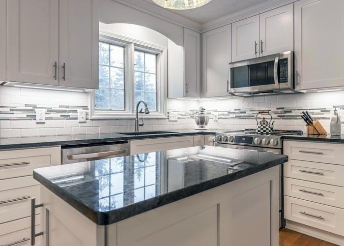 Granite Countertops | Quartz Countertops | Cabinet Makers Lansing
