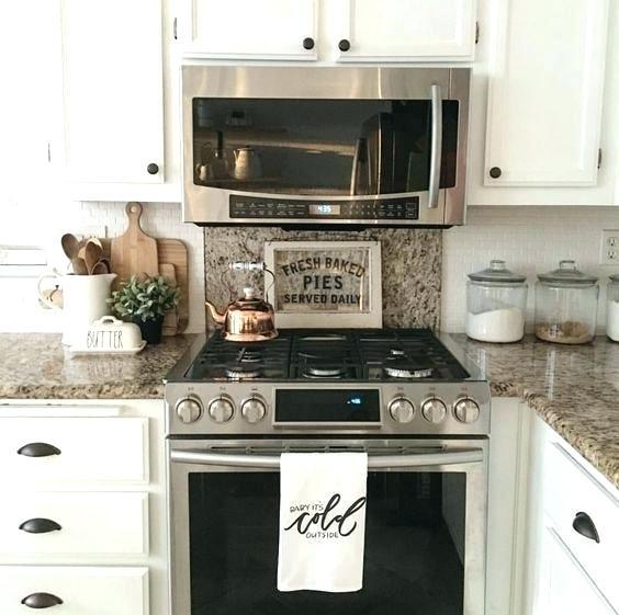 Dorable Best Cupcake Kitchen Decor Kitchen Counter Decor Ideas .