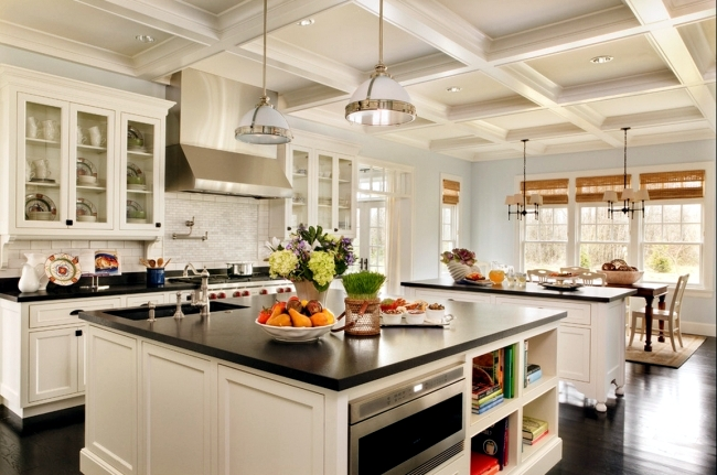 100 ideas for kitchen island designs in various device style .