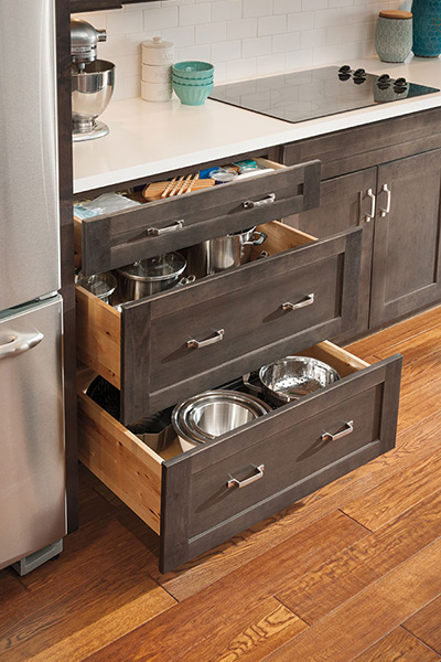 What is Drawer Base Cabinet?   Definition of Drawer Base Cabin