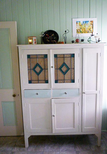1930s kitchen dresser | Kitchen cabinets for sale, Vintage kitchen .