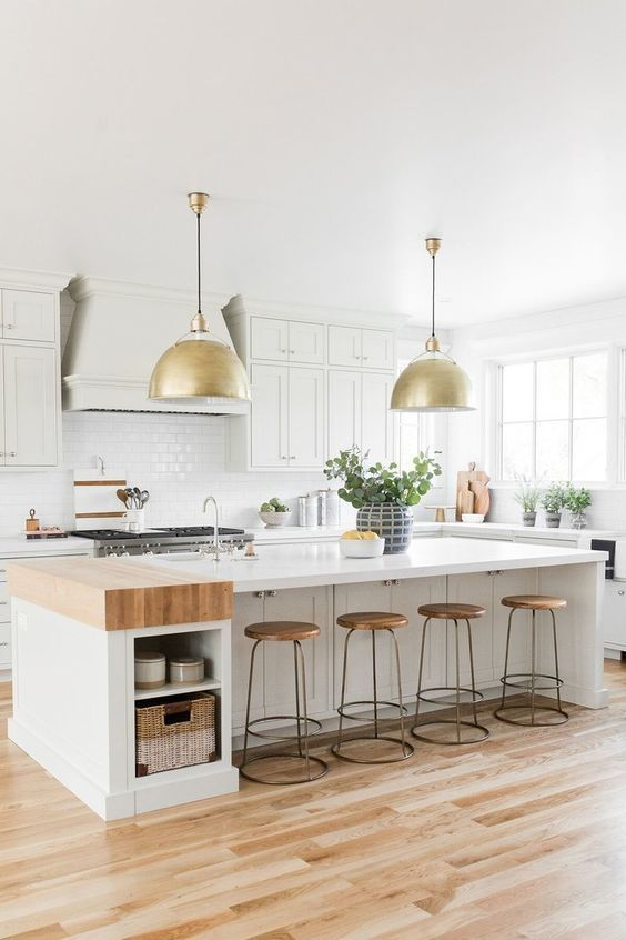 Beautiful Kitchen Inspiration from Pinterest | Kitchen design .