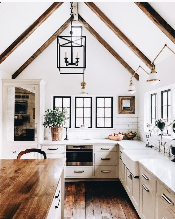Kitchen Inspiration - Cristin Coop