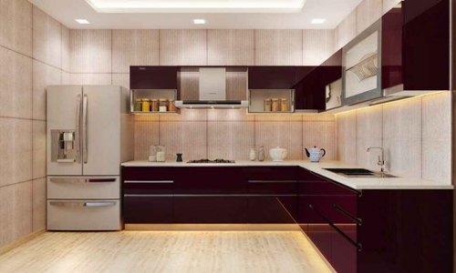 Modular Kitchens - Kitchen Interior Services Manufacturer from Mumb