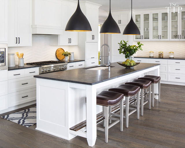 Keys to Kitchen Island Lighting - The Scout Gui