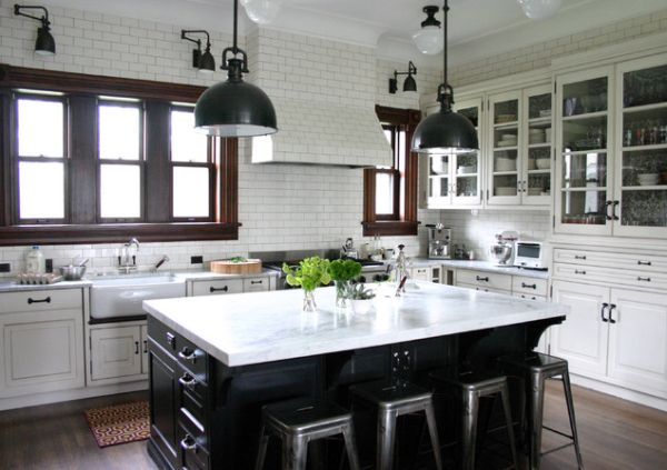 10 Industrial kitchen island lighting ideas for an eye catching .