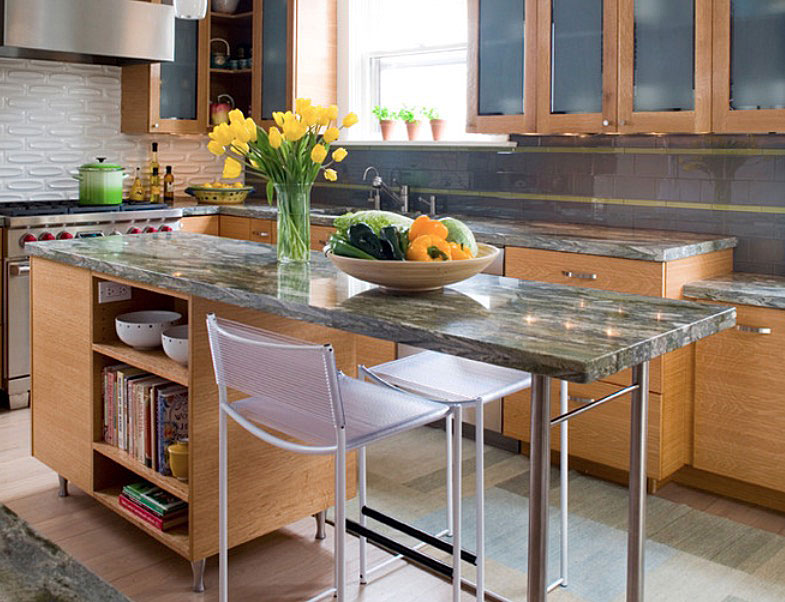 Small Kitchen Island Ideas for Every Space and Budget   Freshome.c