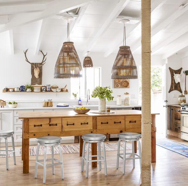 20 Best Kitchen Lighting Ideas - Kitchen Light Fixtur