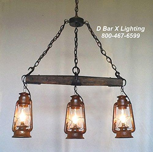 Amazon.com: DX753 - Rustic Kitchen Light Fixture With Single-Tree .