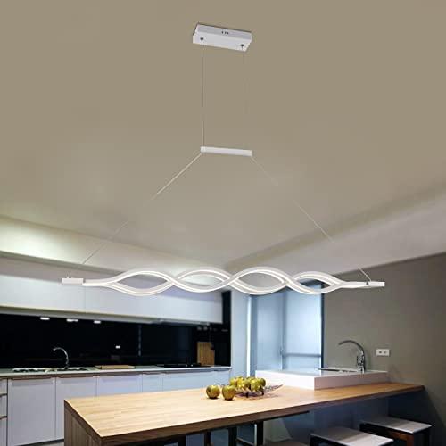 Adjustable Height Kitchen Light Fixture: Amazon.c